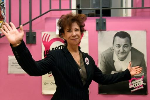Restos du coeur: mort de Véronique Colucci