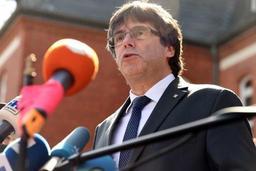 Crise en Catalogne - Puigdemont doit prendre publiquement la parole à Berlin