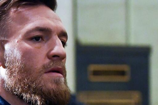 MMA: la star Conor McGregor inculpée à New York pour agression