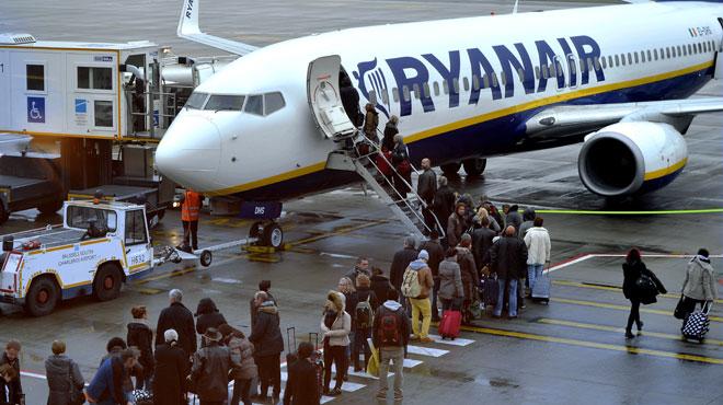 Ryanair est dans le viseur de l'inspection sociale à Zaventem