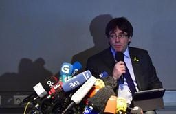 Puigdemont veut rentrer en Belgique dès l'issue de la procédure en Allemagne