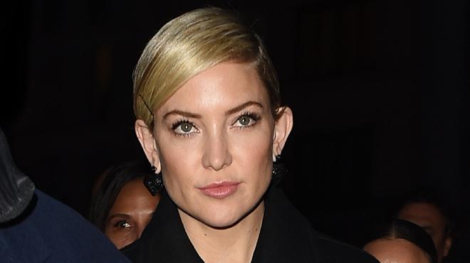 L'actrice attend son troisième enfant et révèle son sexe — Kate Hudson enceinte