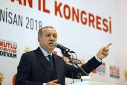 Le président turc Erdogan se rendra en mai en Grande-Bretagne