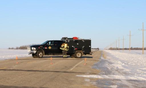 Canada: 15 morts dans un accident entre un car de jeunes hockeyeurs et un camion