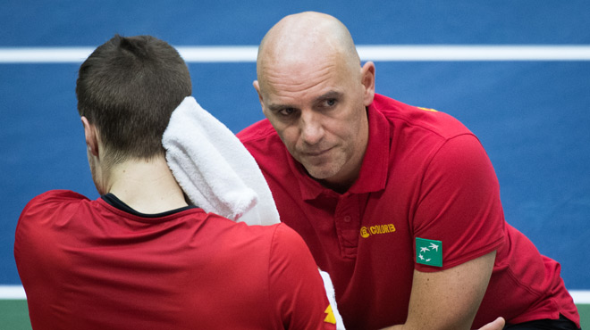 Le Canada recevra les Pays-Bas en septembre — Coupe Davis