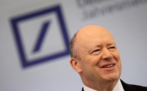 La Deutsche Bank en passe de changer de capitaine en pleine tempête