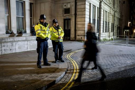 Le gouvernement britannique annonce des mesures pour enrayer la criminalité