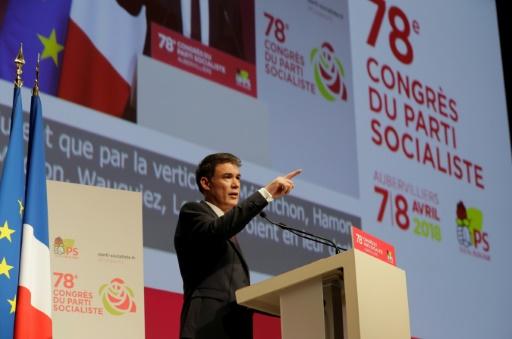 A Aubervilliers, Faure charge Macron et se projette vers les européennes
