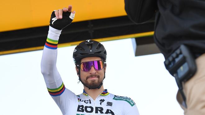 Peter Sagan s'offre Paris-Roubaix grâce à un brillant numéro