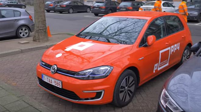 Encore une voiture partagée 'Poppy' détruite par ses occupants à Anvers...