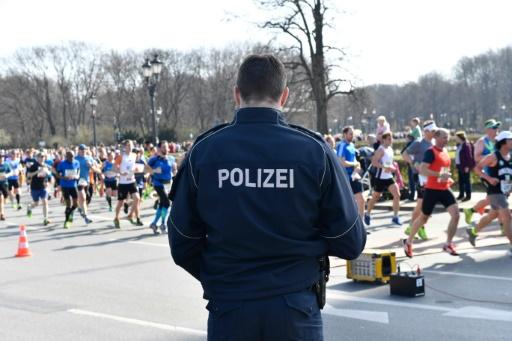 Semi-marathon de Berlin: six interpellations de crainte d'un