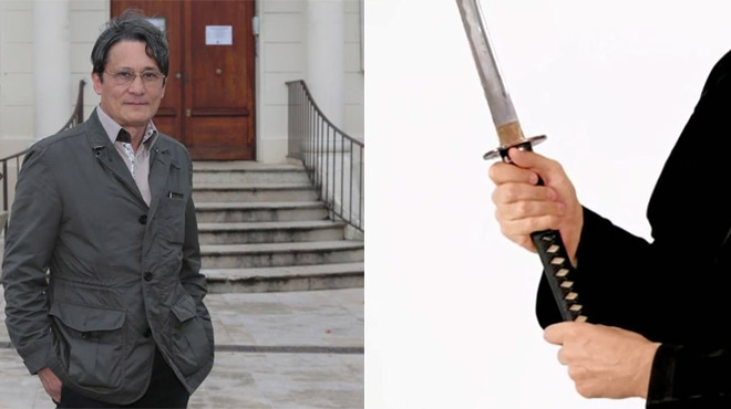 Le maire de Wissous, ivre, arrêté avec un sabre et un pistolet