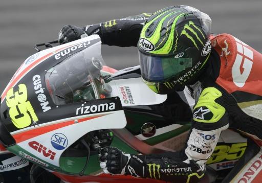 MotoGP:victoire du Britannique Crutchlow devant le Français Zarco au GP d'Argentine