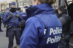 Les agents de police armés dans six zones sur dix