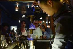 Cocktail à la vietnamienne, soupe nationale revisitée