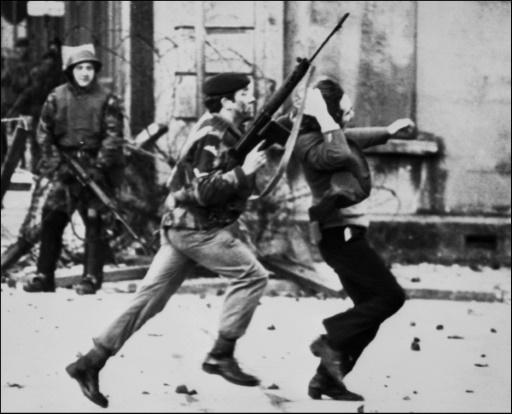 Irlande du Nord: trois décennies sanglantes