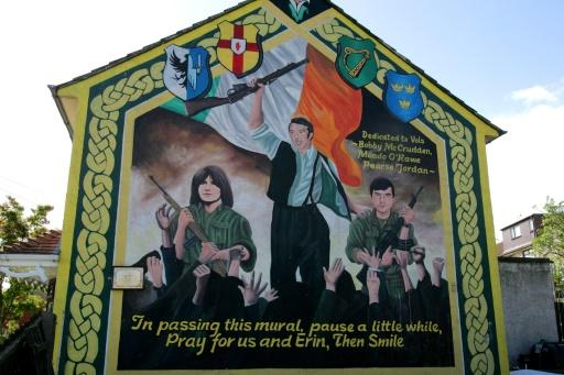 Comment Belfast a changé de visage, 20 ans après l'accord de paix