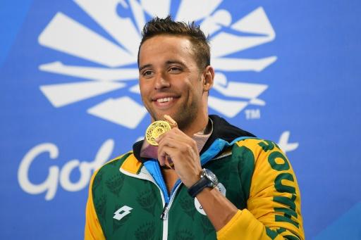 Jeux du Commonwealth: triplé de Chad Le Clos en papillon