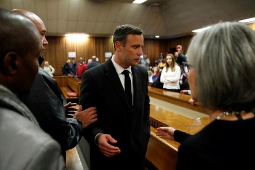 Afrique du Sud: Pistorius débouté de sa dernière demande d'appel