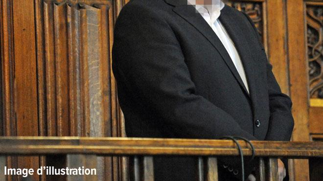 Fin 2017, il n'a pas hésité à percuter un policier à Dour durant une dangereuse course-poursuite: 8 ans de prison ferme