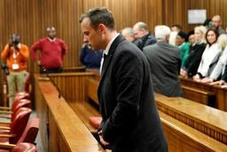 Oscar Pistorius débouté de sa dernière demande d'appel