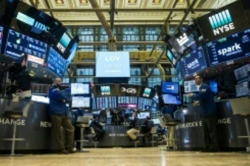 Wall Street termine en petite hausse mais tremble en fin de séance