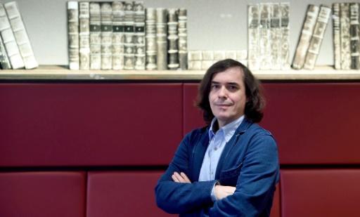 L'écrivain roumain Mircea Cartarescu, prix Formentor 2018