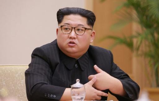Kim Jong Un évoque pour la première fois officiellement un