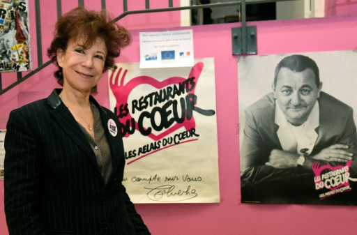 Restos du coeur: Véronique Colucci sera inhumée jeudi matin à Montrouge