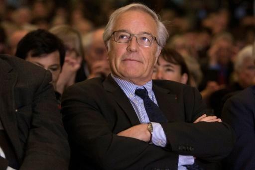 François Rebsamen annonce être atteint d'un cancer