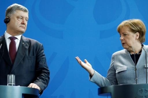 Merkel: pas de gazoduc Nord Stream 2 sans un rôle pour Kiev dans le transit gazier