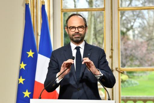 SNCF: Philippe affiche sa fermeté face à ceux qui attendent