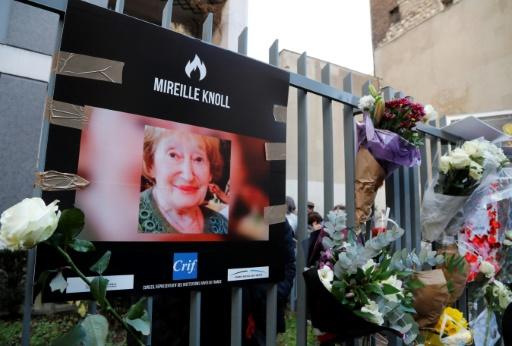 Meurtre de Mireille Knoll: la mère d'un des suspects mise en examen