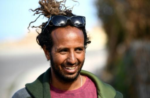 Windsurf: Boujmaa Guilloul, des vagues à l'âme