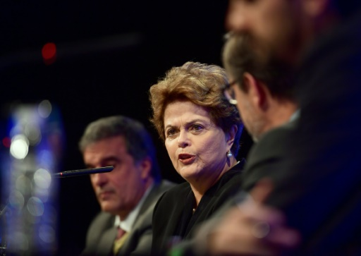 Rousseff appelle à la