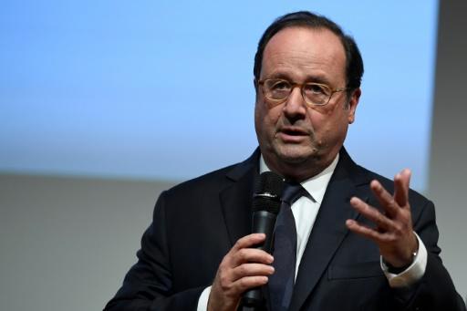 Quand François Hollande donne des