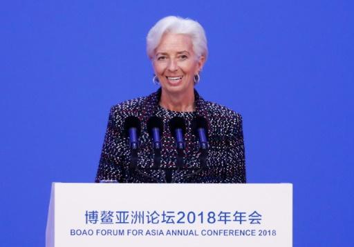 FMI: assombrissement de l'horizon de la croissance mondiale