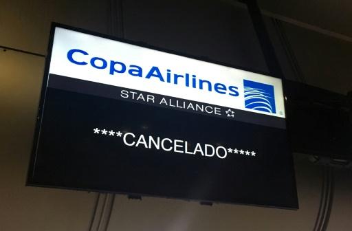 Le Panama suspend les vols des compagnies vénézuéliennes