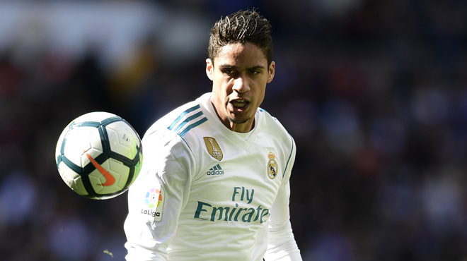 Varane ne va pas jouer contre-nature — Real Madrid