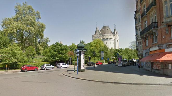 Un homme poignardé à la porte de Hal à Saint-Gilles