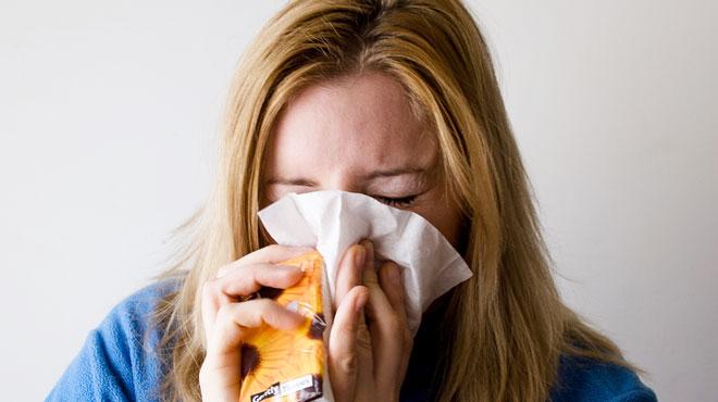 Bonne nouvelle, l'épidémie de grippe est terminée