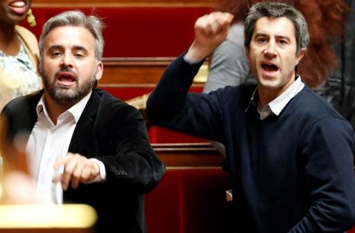 Furieux d'une question coupée, les députés Insoumis quittent l'hémicycle