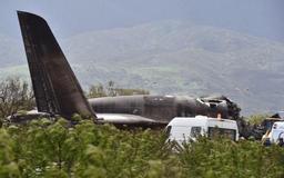Deuil national de trois jours en Algérie après la chute d'un avion militaire