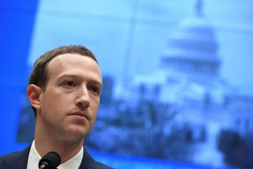 Facebook: régulation, données, manipulation, les déclarations de Mark Zuckerberg
