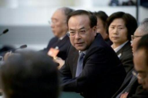 Chine: ouverture du procès d'un haut responsable du Parti communiste