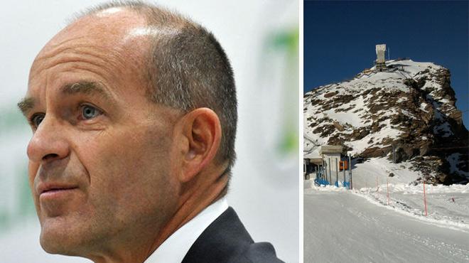 Un milliardaire a disparu dans les Alpes suisses