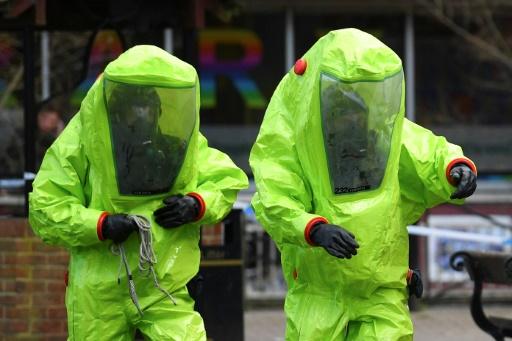 Agent double empoisonné: Ioulia Skripal rejette l'aide consulaire russe