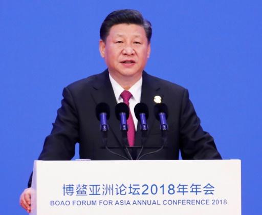 Chine: les promesses d'ouverture de Xi