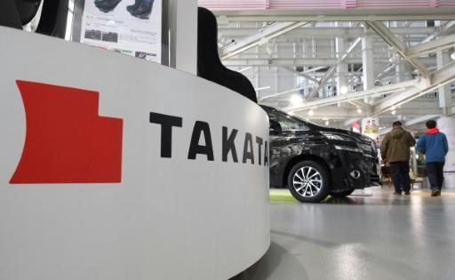Scandale d'airbags: la marque Takata disparaît, le PDG s'en va