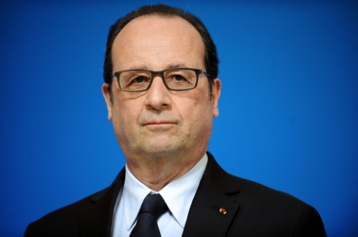 Syrie: Hollande pour